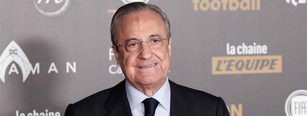 Oferta millonaria: Florentino Pérez negocia una operación clave para el Real Madrid