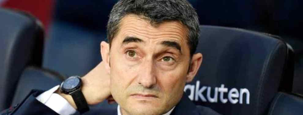 Valverde se va del Barça: Messi elige a su sustituto (y hay sorpresa)