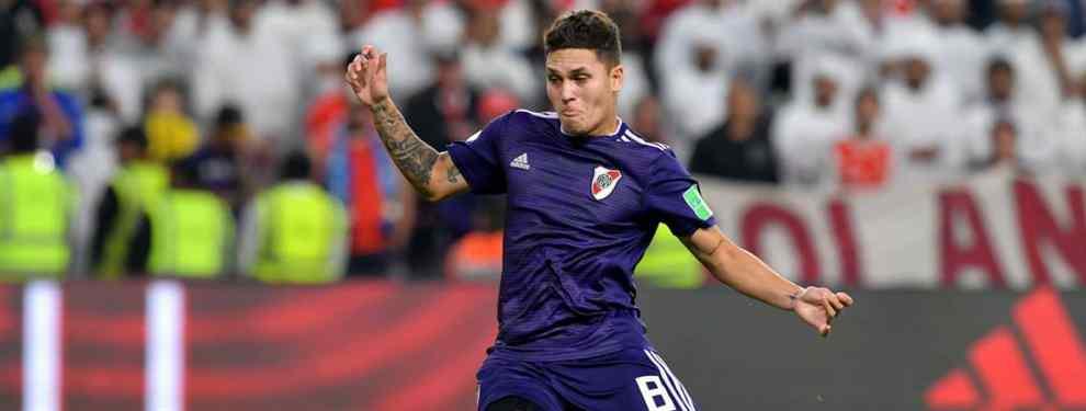 Juan Fernando Quintero tiene nuevo destino (y es en un club 'top' de Europa)