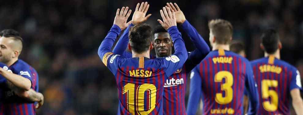 El Barça le quita un fichaje estrella a Florentino Pérez en las últimas 24 horas