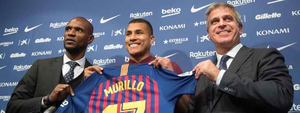 Leo Messi guarda un secreto que nadie en el Barça ha querido decir. Y tiene que ver con Jeison Murillo, nuevo fichaje azulgrana, que aterriza en la ciudad condal en calidad de cedido con opción a compra.