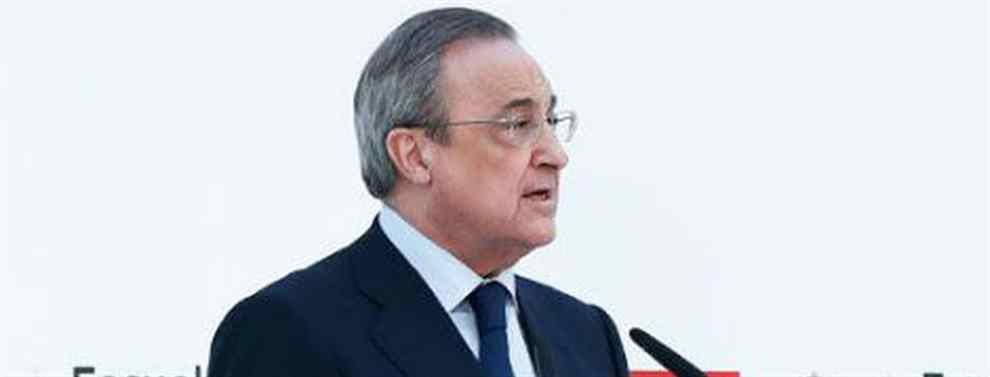 Fichaje cerrado: Florentino Pérez presenta a este galáctico en siete días en el Real Madrid