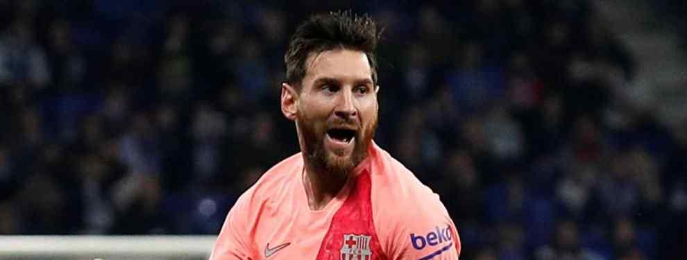 Los dos fichajes que Messi ha cerrado para este mercado de invierno (uno lo quería Guardiola)