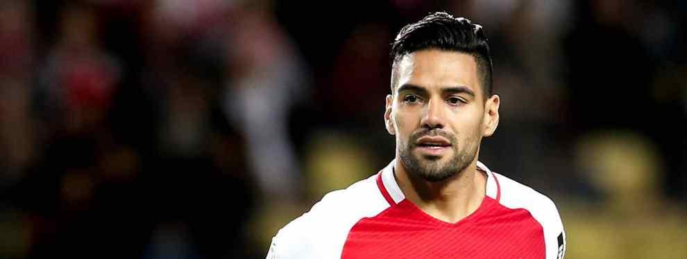 Falcao rechaza al Betis y apunta a un equipo Champions con otro jugador colombiano