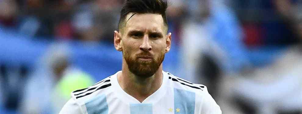En una entrevista, Messi reconoció que la familia siempre debe estar por encima de todo y que le genera felicidad poder compartir las fiestas navideñas en Argentina, junto con sus seres queridos.
