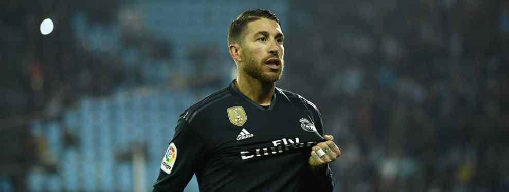Sergio Ramos lo sabe: La estrella del Madrid que quiere renovar de por vida (y nadie se lo esperaba)