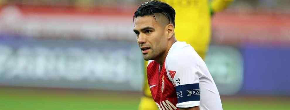 Radamel Falcao prepara su regreso a España (y en enero. Y no es al Atlético de Madrid)