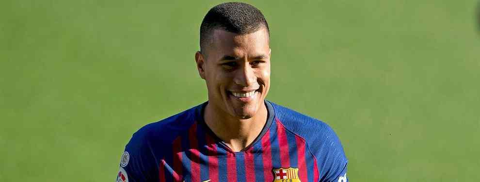 Escándalo: el central que quería Valverde para el Barça (y no era Murillo) y que Leo pide en junio