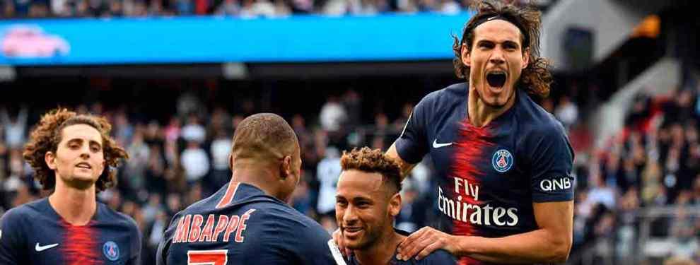 El PSG ha aparecido en escena. El cuadro parisino perderá a Adrien Rabiot este enero, o en junio a coste cero, y busca un sustituto de garantías. Y lo ha encontrado en Aaron Ramsey.