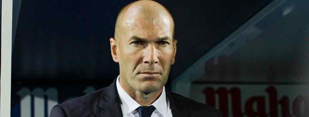 Aviso a navegantes: Zidane empieza el nuevo año con una ilusión.  En Italia se da por hecho y en el Real Madrid los avisos llegan altos y claros: Zidane tomará el mando de la Juventus el próximo curso.