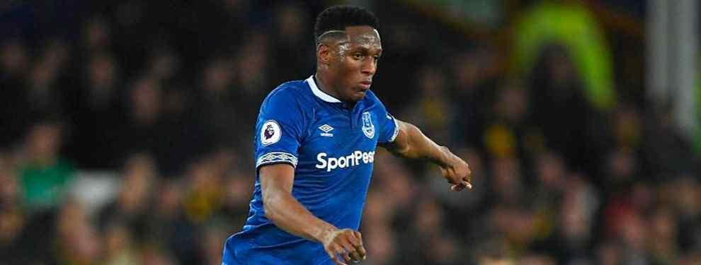 Yerry Mina sigue acumulando problemas. Si su suplencia en el Everton ya le tiene mosqueado, ahora es noticia por una canción que le han dedicado los aficionados 'toffees'.