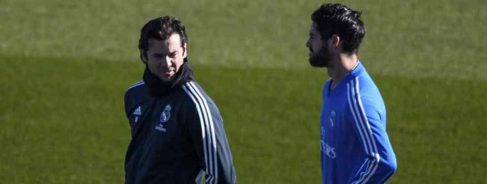 Santiago Solari tiene mano de hierro. Al nuevo técnico del Real Madrid no le tiembla el pulso a la hora de impartir disciplina y penaliza a aquellos que de despistan de los objetivos trazados.