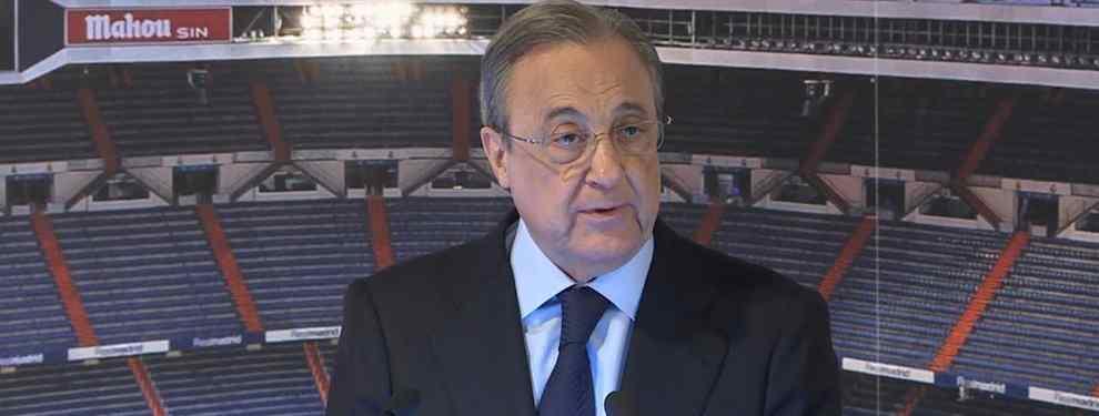 Florentino Pérez cambia de galáctico: la reunión en las últimas 24 horas en el Real Madrid