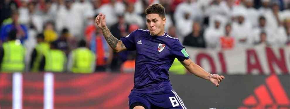 Juan Quintero no vestirá de blanco. El medio colombiano había sonado con fuerza para ser uno de los puntales del nuevo Real Madrid 2019-20, pero la operación ha quedado desestimada.