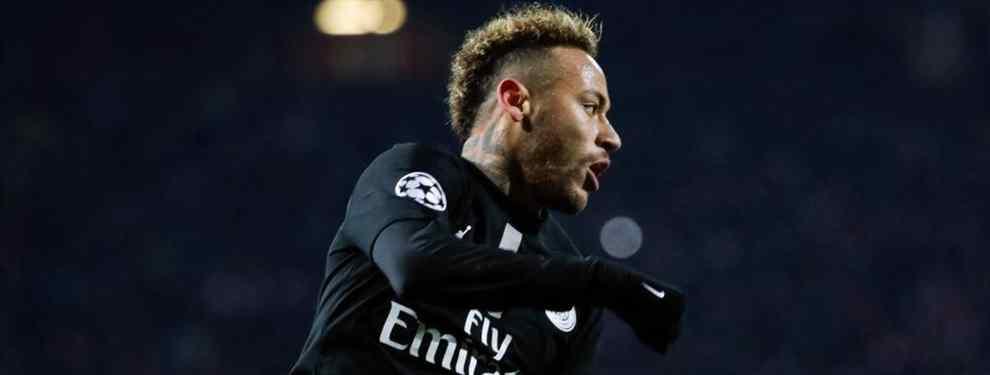 Neymar tiene una oferta bomba: la marca que lo saca del PSG (y no es para ir al Barça ni al Madrid)