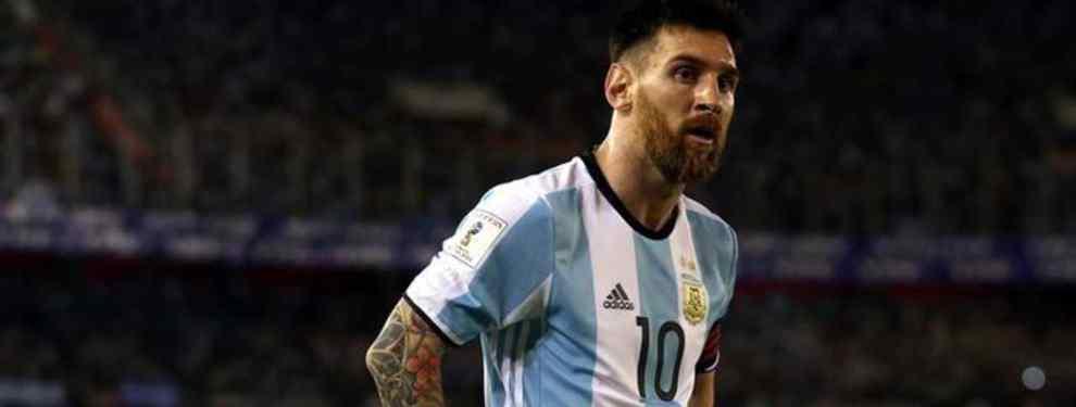 Leo Messi tiene un cabreo de libro. El argentino, ejerciendo sus labores como capitán, no dudó en ofrecer a la directiva del Barça un nombre para reforzar el eje de la zaga: Leonardo Balerdi.