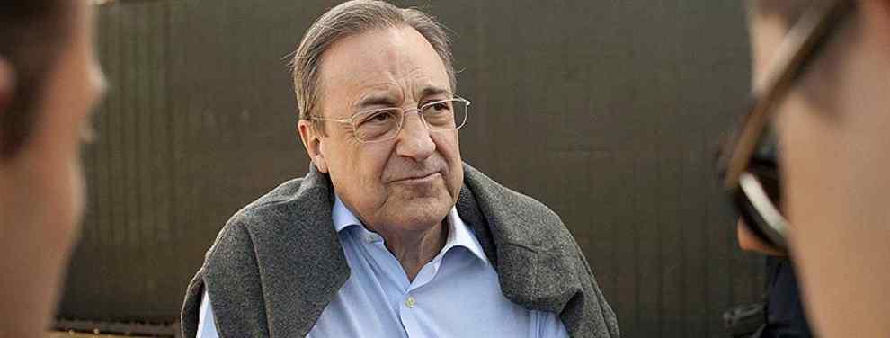 Florentino Pérez se prepara para pasar la escoba. El presidente del Real Madrid quiere hacer una limpieza a fondo en el vestuario y traer nuevas estrellas al club blanco.
