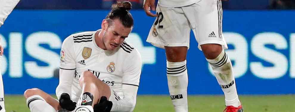 El mayor escándalo de Bale la nueva lesión: el 'top secret' en el Real Madrid