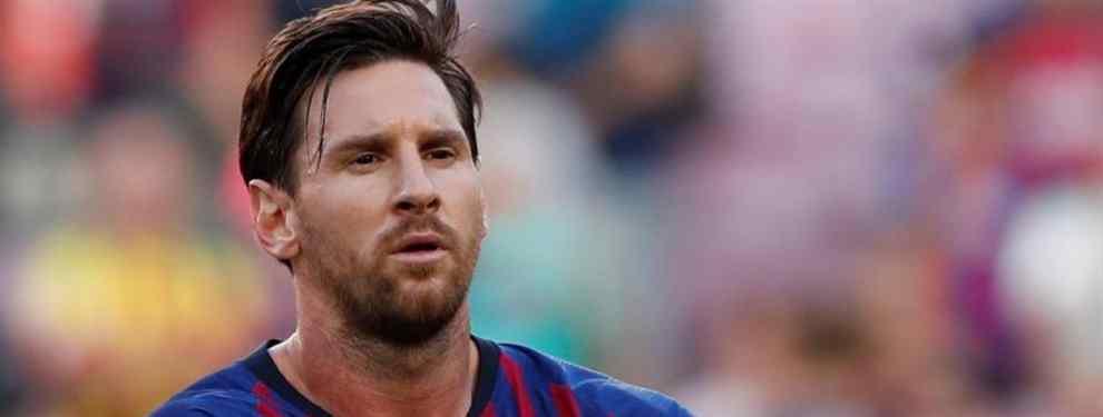 La influencia de Messi es tal, que puede provocar que se reconsidere una negociación que parecía haberse decidido con anterioridad. ¿Cuál será el destino de Suárez?.