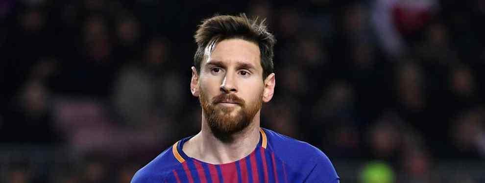 Me voy: el crack del Barça que le confiesa a Messi que se largará a final de temporada