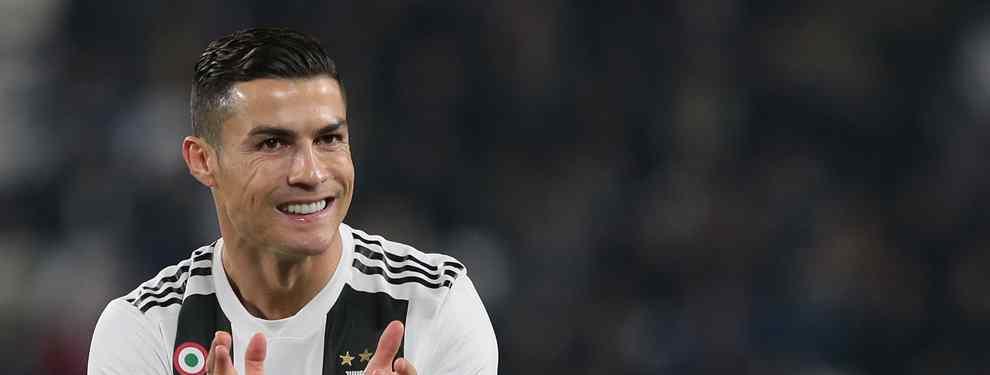 La oferta de locos para que Cristiano Ronaldo deje la Juventus a final de temporada