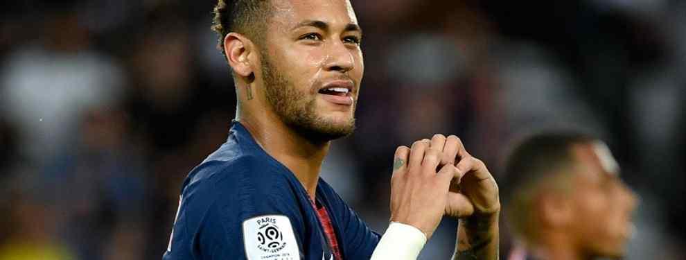 El fichaje que Neymar quiere estropearle a Leo Messi (y es para este mercado invernal)