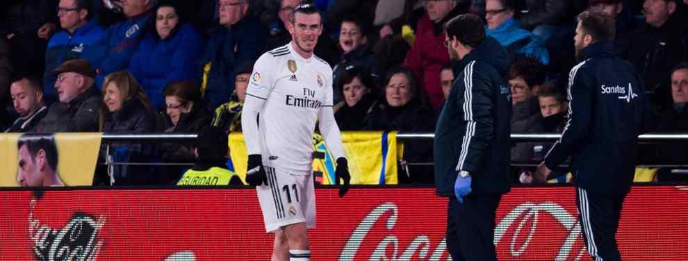 Escándalo Bale: el último lío que estalla en el Real Madrid (y tiene a Florentino Pérez harto)