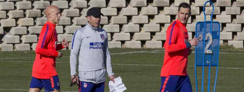 Es el nuevo Falcao: el crack colombiano por el que suspira Simeone para el Atlético de Madrid