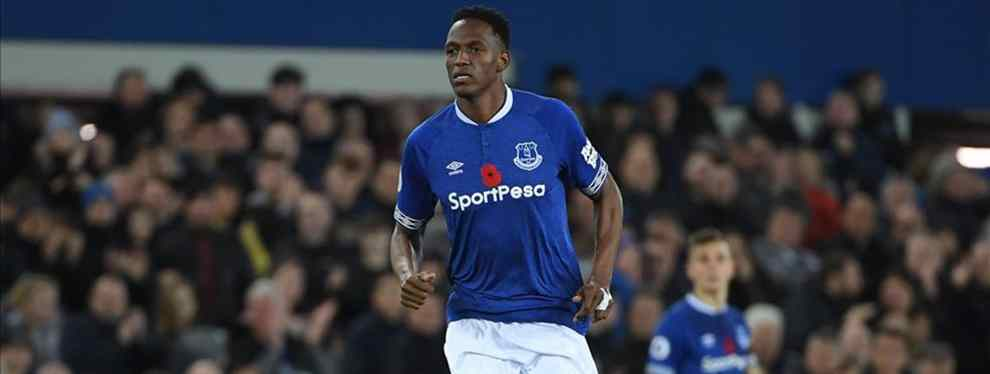 Yerry Mina se lleva a un crack colombiano al Everton (y no es James Rodríguez)