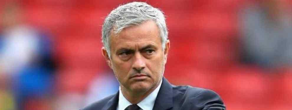 Mourinho pasa la lista de altas y bajas a Florentino Pérez para ir al Real Madrid
