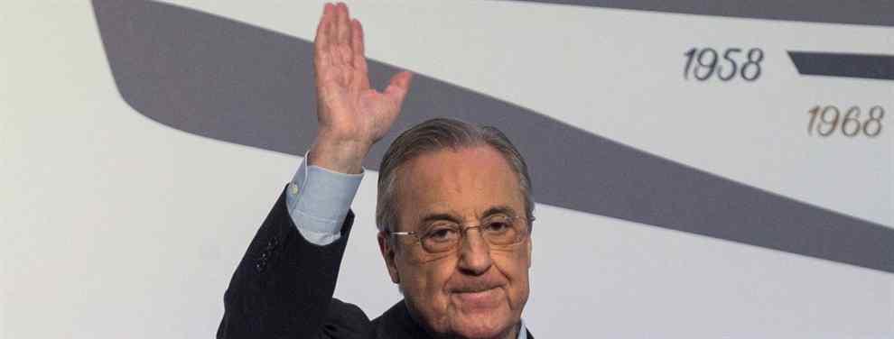 Cinco bombazos. Y no son buenos.  Florentino Pérez está en problemas. El Santiago Bernabéu pedía por primera vez este curso la dimisión del presidente y en el club blanco tragan saliva.