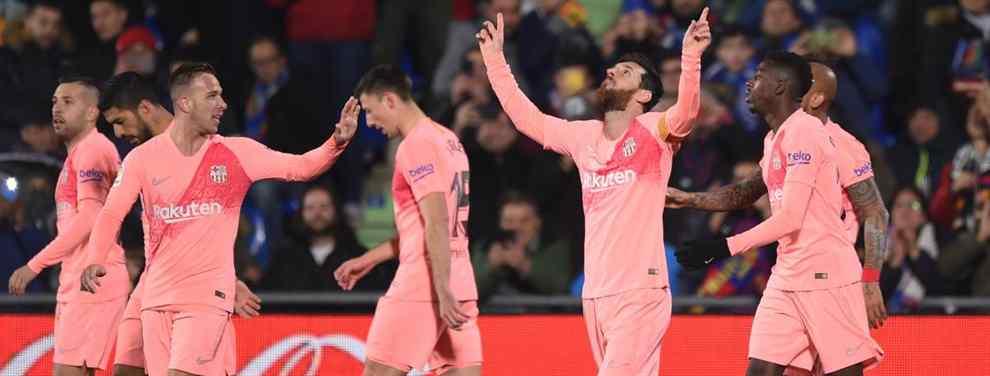 Cambia al Real Madrid por Messi: el portazo galáctico a Florentino Pérez