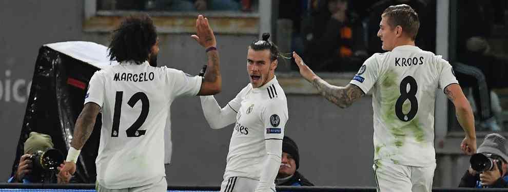 Ramos, Modric y Kroos hablan con Florentino Pérez: el delantero que piden para el Real Madrid