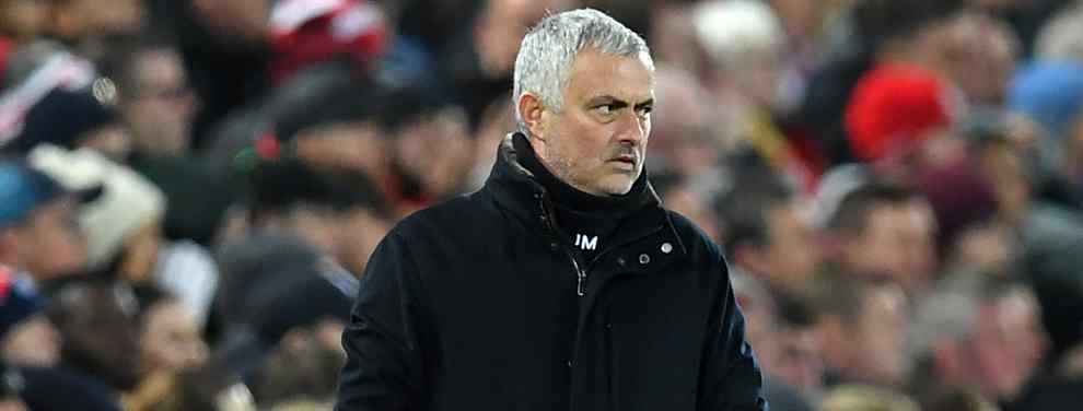 Florentino Pérez ha recibido una pésima noticia para sus intereses. José Mourinho, su candidato favorito para entrenar al Real Madrid a partir de junio, puede acabar en otro equipo.