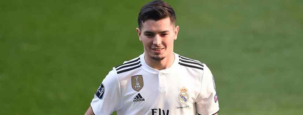 Después de la presentación de Brahim Díaz, Florentino Pérez ya trabaja en la búsqueda de nuevos fichajes para el Real Madrid. El último nombre en la agenda, el de Junior Firpo.