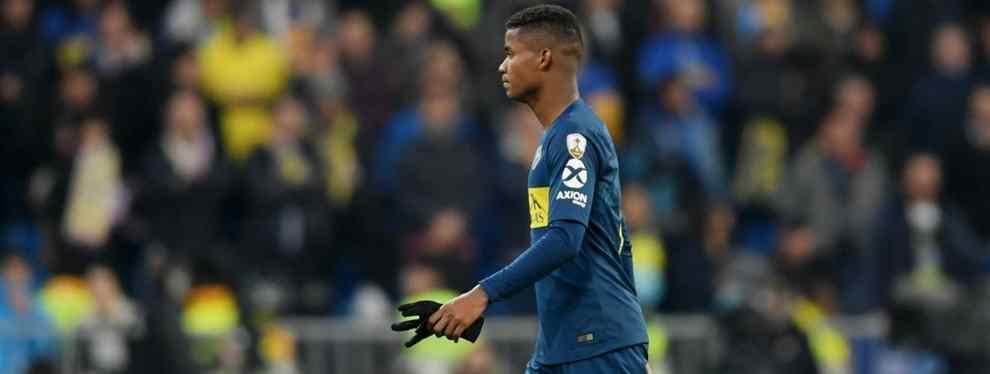 El futuro de Wilmar Barrios puede haber dado un giro de 180 grados. El colombiano apuntaba a la Premier, donde Arsenal y Tottenham pujaban por él, o a España, donde el Betis estaba muy interesado.