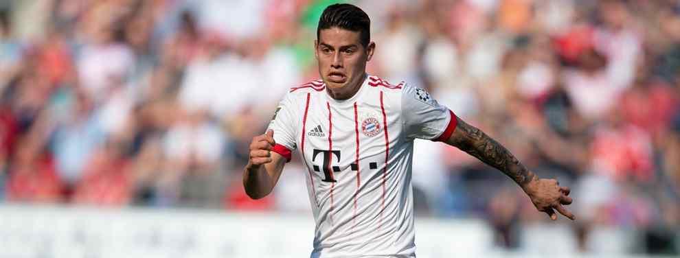 Aún quedan páginas por escribirse en el futuro de James Rodríguez. El crack del Bayern estaba a un paso de la Juventus, pero el Arsenal apareció a última hora con una oferta superior.