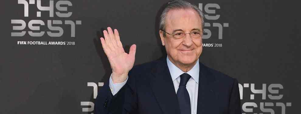 Portazo a Florentino Pérez: el galáctico que acaba de dejar tirado al Real Madrid