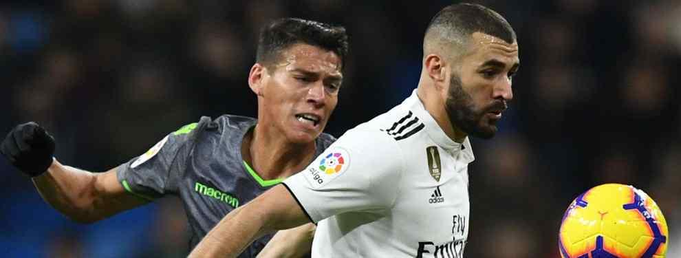 Florentino Pérez tiene un plan. El presidente quiere ver a Karim Benzema lejos del Real Madrid y ya hay negociaciones abiertas para echar al francés del Santiago Bernabéu.