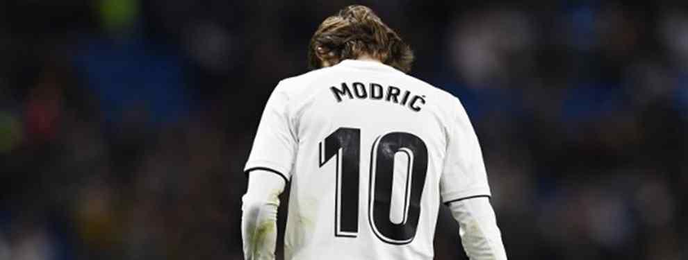 120 millones: Florentino Pérez prepara una oferta irrechazable por 'el nuevo Modric'