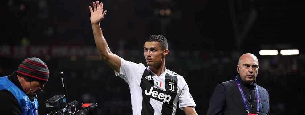 Cristiano Ronaldo vuelve a ser el más rápido. El luso, ahora en la Juventus de Turín, se ha adelantado a Barça y Real Madrid para cerrar el fichaje de un galáctico, David Alaba.