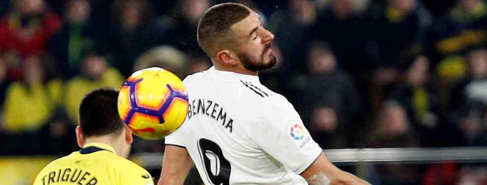 El futuro de Karim Benzema no arroja dudas: el delantero francés vive, con toda seguridad, los que son sus últimos meses en el Real Madrid, al que llegó hace ya 10 años.