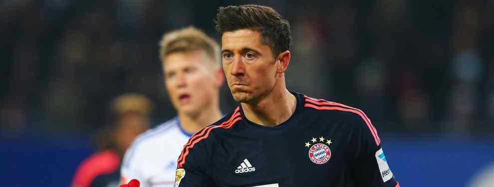 Robert Lewandowski no saldará del Bayern de Múnich. El club bávaro no tiene ninguna intención de soltar al futbolistas que firma 40 goles por temporada, ni ahora, ni en junio.