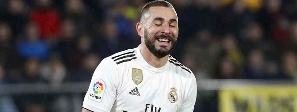 Atado: Florentino Pérez cierra al nuevo delantero del Real Madrid (y Benzema ya se despide)