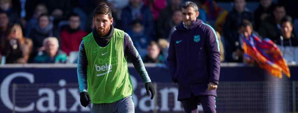 Rechazado en el Barça: la estrella del Real Madrid que Messi (y compañía) no quieren en el Camp Nou