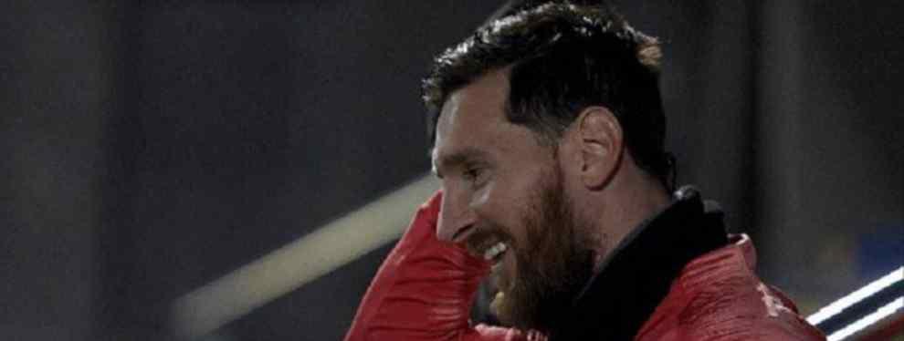 El fichaje galáctico que el Barça quiere quitarle a Florentino Pérez (y que Messi no puede ni ver)