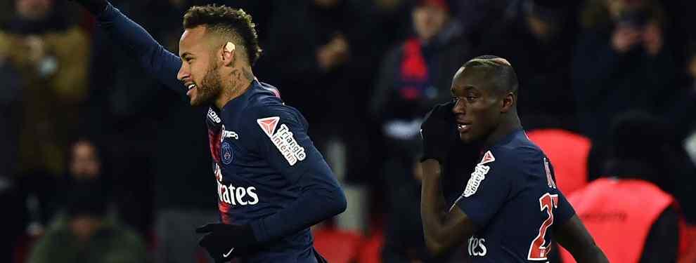 El galáctico que Neymar le pide a Florentino Pérez para dejar tirado al PSG (y al Barça y compañía)