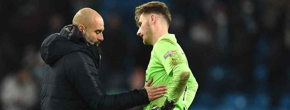 Pep Guardiola asusta a Florentino Pérez: 120 millones y un crack del Manchester City