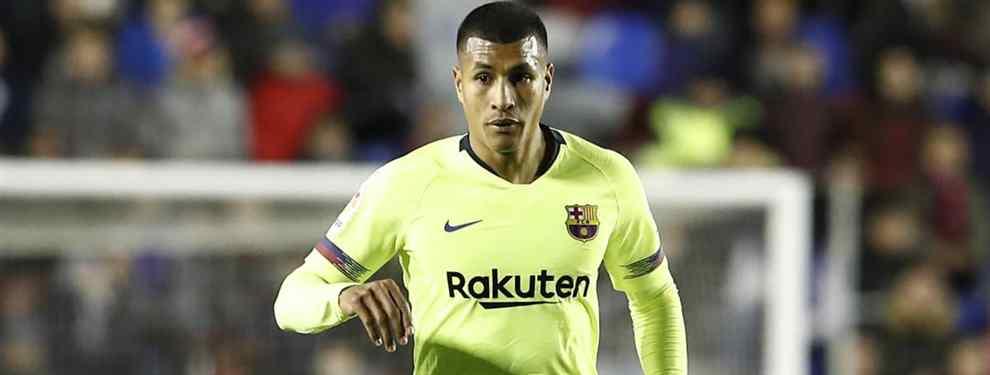 El crack del Barça que destroza a Murillo con una rajada bestial (y mete a Yerry Mina en el lío)