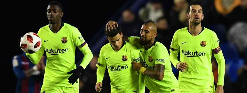 De locura. El Barça prepara una oferta por Willian, viejo objetivo culé, de 50 millones de euros más los servicios de Malcom, que no se ha adaptado al club azulgrana. Messi no da crédito.